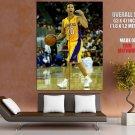 Steve Nash Los Angeles Lakers Nba Huge Giant Print Poster