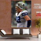 Jason Witten Dallas Cowboys Nfl Sport Huge Giant Print Poster