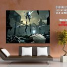 Dishonored Concept Art Video Game HUGE GIANT Print Poster