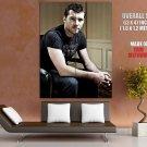 Sam Worthington Hot Movie Actor HUGE GIANT Print Poster