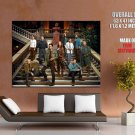 Revolution Cast Characters TV Series HUGE GIANT Print Poster