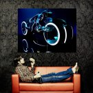 Tron Legacy Light Cycle Movie Huge 47x35 Print Poster