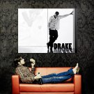 Drake Music Hip Hop Singer Huge 47x35 Print POSTER