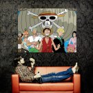 One Piece Anime Manga Art Huge 47x35 Print POSTER