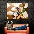 Kaichou Wa Maid Sama Misaki Ayuzawa Takumi Usui Art Huge 47x35 Print POSTER