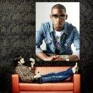 Tinie Tempah Rap Hip Hop Music Huge 47x35 Print POSTER