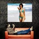 Rihanna Fenty Hot Bikini Sexy Body R B Music Huge 47x35 Print POSTER