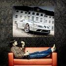 Mercedes Benz Brabus SLR 2005 Sport Car Huge 47x35 Print POSTER