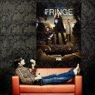 Fringe Anna Torv Joshua Jackson John Noble TV Series Huge 47x35 POSTER
