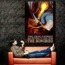 Songbird Vintage Propaganda Retro Art Huge 47x35 POSTER