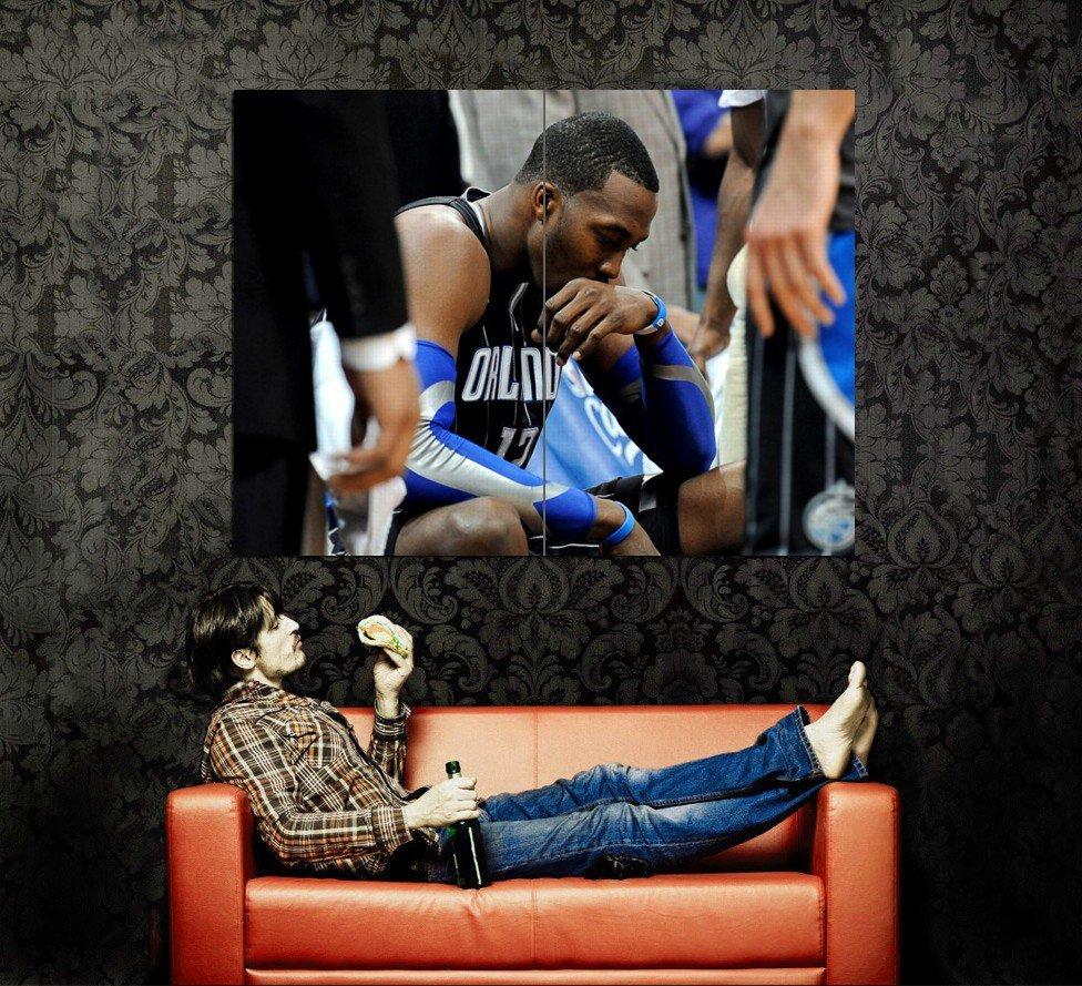 Dwight Howard Orlando Magic NBA Basketball Huge 47x35 POSTER