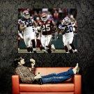 Jamaal Charles Kansas City Chiefs NFL Football Sport Huge 47x35 POSTER