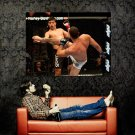 Mauricio Shogun Rua Vs Lyoto Machida MMA Huge 47x35 Print POSTER