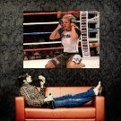 Kim Couture Blood MMA Mixed Martial Arts Huge 47x35 Print POSTER