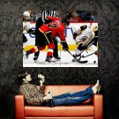 Jarome Iginla Calgary Flames NHL Hockey Huge 47x35 Print POSTER