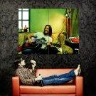 Jake Owen Guitar Country Music Huge 47x35 Print POSTER