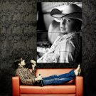 Jason Aldean BW Country Music Huge 47x35 Print POSTER