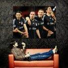 FC Bayern Munich Franck Ribery Football Huge 47x35 Print POSTER