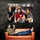 Foo Fighters Alternative Rock Music Huge 47x35 Print POSTER