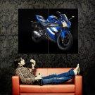 Yamaha YZF R125 Super Sport Bike Huge 47x35 Print POSTER