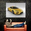 Lotus Elan Future Concept Car Huge 47x35 Print POSTER