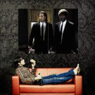 Pulp Fiction Travolta Jackson Movie Huge 47x35 Print Poster