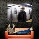 Moby Subway Station Dj Music Huge 47x35 Print Poster