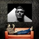 Jude Law Hot BW Actor Male Huge 47x35 Print POSTER