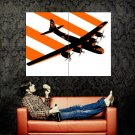 United States Air Force Bomber Huge 47x35 Print Poster