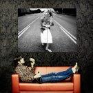 Pamela Anderson Sexy Runaway Women Huge 47x35 Print Poster