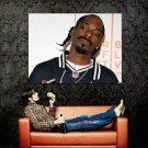 Snoop Dogg New Rap Music Huge 47x35 Print Poster