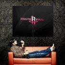 Houston Rockets Logo Basketball NBA Huge 47x35 Print Poster