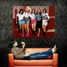 Girls Aloud Hot New Music Huge 47x35 Print Poster