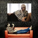 Lady Gaga Sexy Hot Music New Huge 47x35 Print Poster