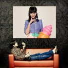 Katy Perry Shy Print Huge 47x35 POSTER