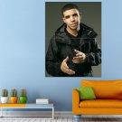 Singer Music Hip Hop Drake Huge 47x35 Print POSTER
