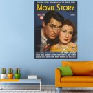 Movie Story Cover Magazine Cary Grant Huge 47x35 Print POSTER