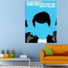 Matthew Broderick Ferris Buellers Day Off Hughes Huge 47x35 Print POSTER