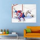 Michael Cammalleri Montreal Tim Tomas Boston NHL Hockey Huge 47x35 Print POSTER