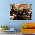 Johny Depp Actor Secret Window Huge 47x35 Print POSTER