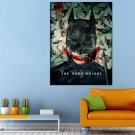 Dark Knight Batman DC Comics Movie Fantasy Huge 47x35 Print POSTER