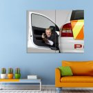 Hot Fuzz Movie Comedy Simon Pegg Huge 47x35 Print POSTER