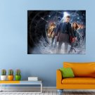 Doctor Who Smith Tennant Piper Tyler Huge 47x35 Print POSTER