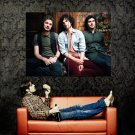 Wolfmother Rock Music Band Group Huge 47x35 Print Poster