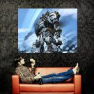 Mechwarrior Online Battletech Game Art Huge 47x35 Print Poster