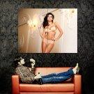 Natalia Siwiec Hot Model Sexy Lingerie Huge 47x35 Print Poster