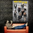 Now You See Me Movie 2013 Huge 47x35 Print Poster