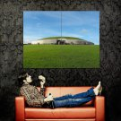 Newgrange Prehistoric Monument Ireland Huge 47x35 Print Poster
