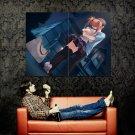 Love Kiss Manga Anime Art Huge 47x35 Print Poster