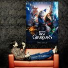 Rise Of The Guardians 2012 Movie Huge 47x35 Print Poster
